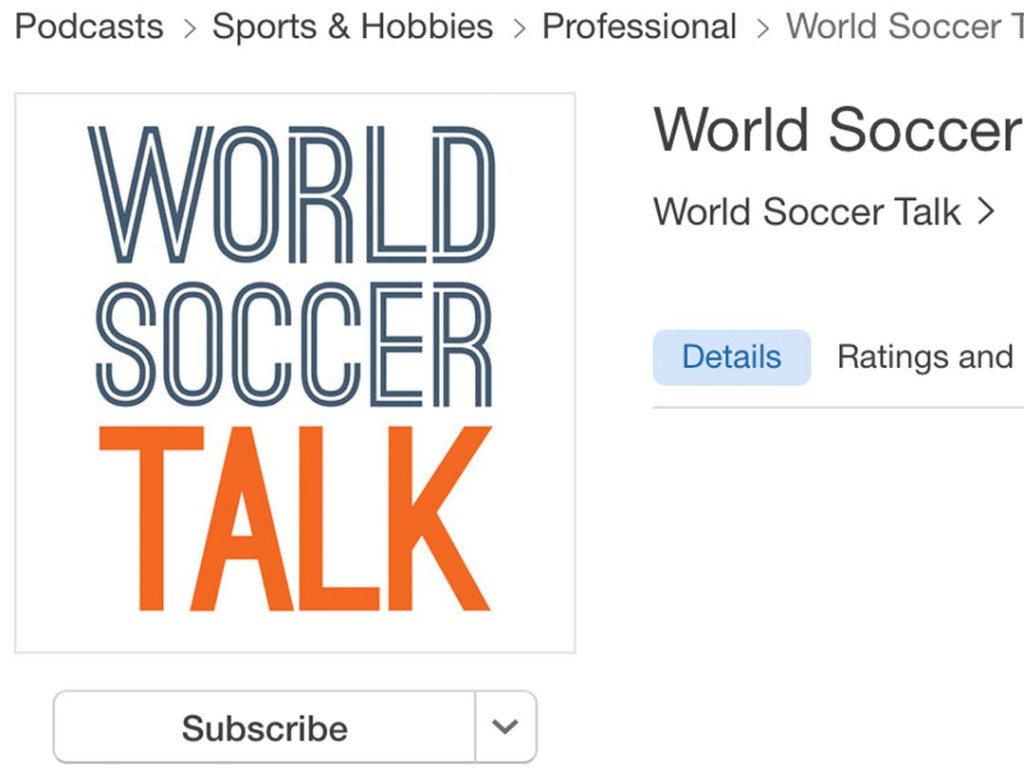 WST World Cup Podcast