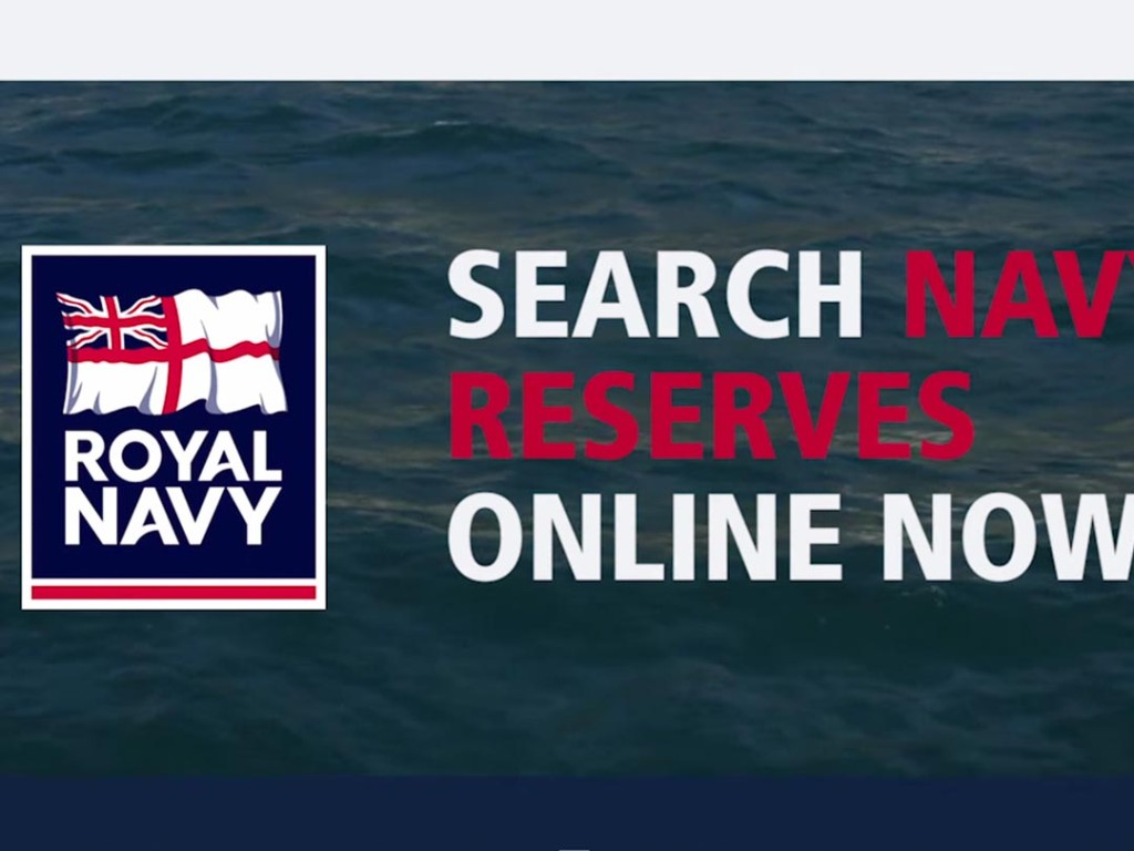 talkSport // Royal Navy Reserves