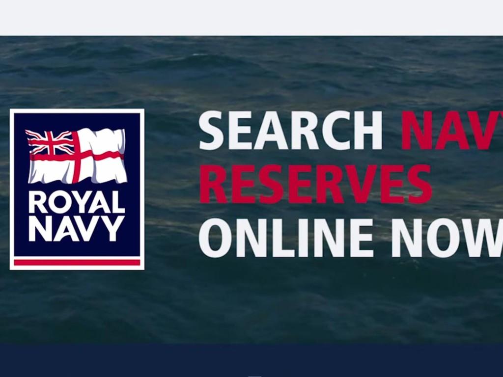 talkSport // Royal Navy Reserves