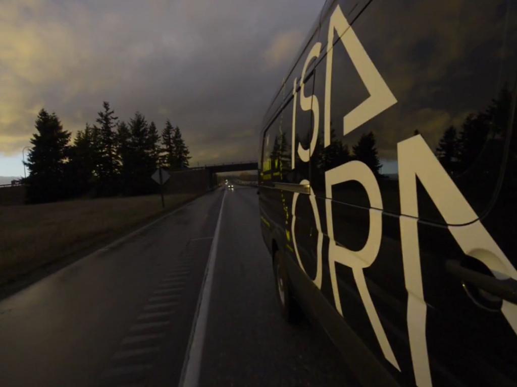 Isaora On The Road