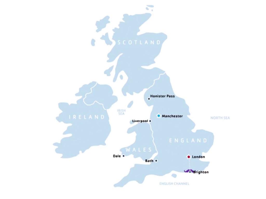 STA Travel – Visit Britain