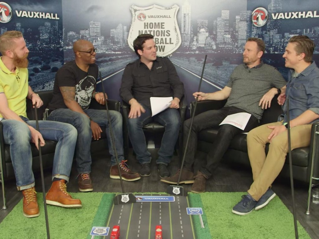 Home Nations Football Show [June '15]