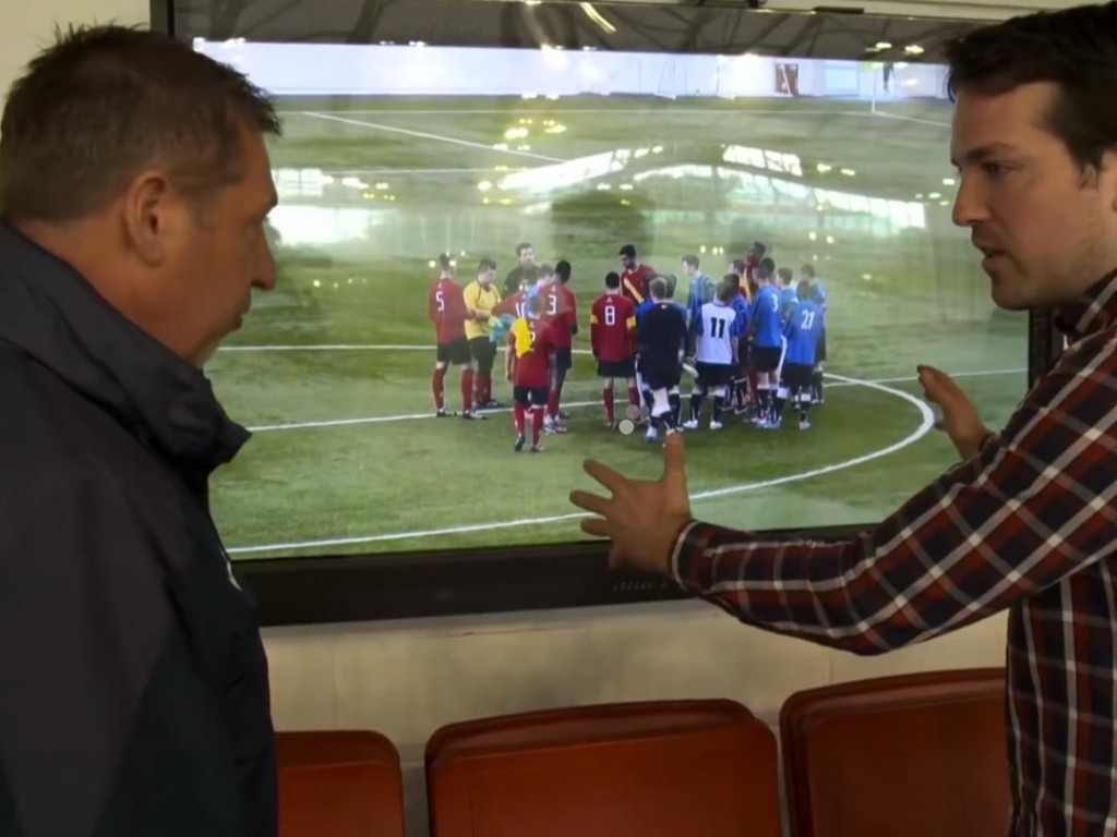 Vauxhall Football TV: England Under 21's Reveal