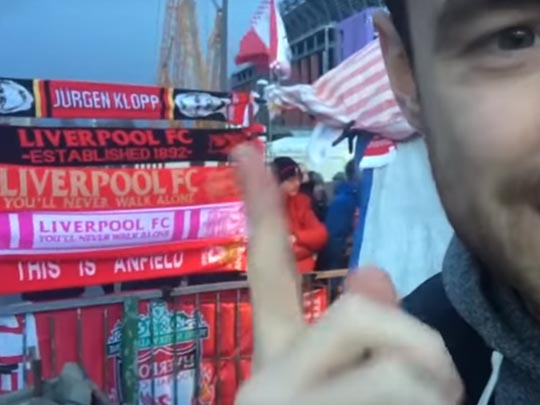 Liverpool v West Ham (2015/16 Emirates FA Cup)