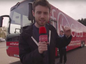 Virgin Media Bus