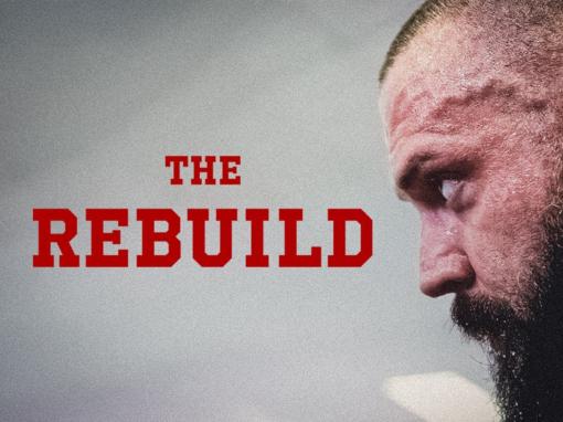 The Rebuild | GymShark